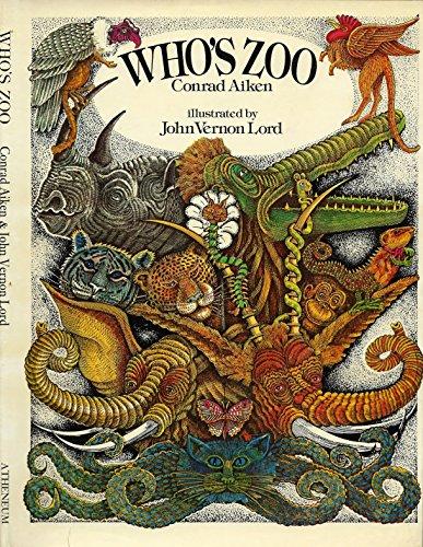 9780689306075: Who's Zoo