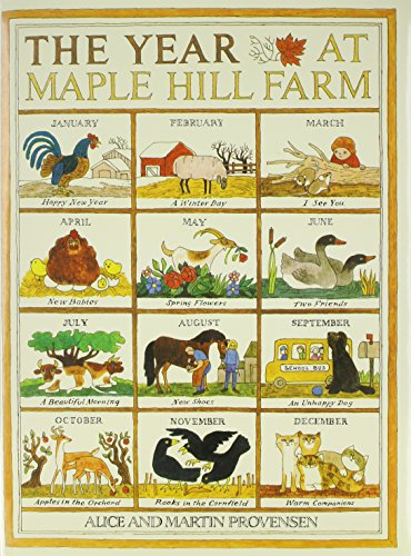 9780689306426: The Year at Maple Hill Farm (Year at Maple Hill Farm Tr)