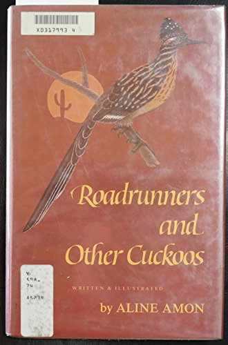 Roadrunners and other cuckoos: Amon, Aline
