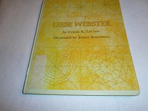 Leese Webster: Le Guin, Ursula K., Brunsman, James