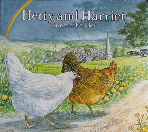 9780689308888: Hetty and Harriet