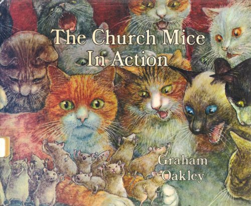 9780689309496: The Church Mice in Action