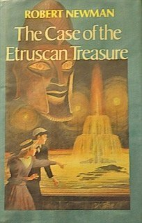 9780689309922: The Case of the Etruscan Treasure