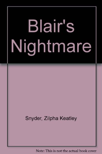 9780689310225: Blair's Nightmare (Blairs Nightmare CL Nrf)