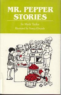 9780689310232: Mr. Pepper Stories