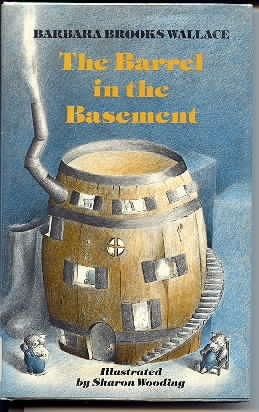 9780689311055: The BARREL IN THE BASEMENT