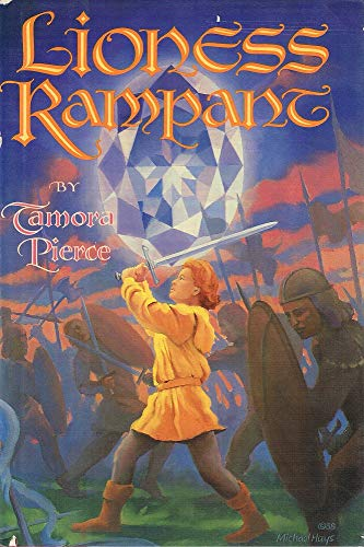 9780689311161: LIONESS RAMPANT (The Song of the Lioness)