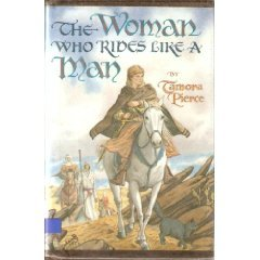 9780689311178: The Woman Who Rides Like A Man (The Song of the Lioness)