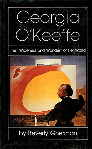 9780689311642: Georgia O'Keeffe: The Wideness and Wonder of Her World