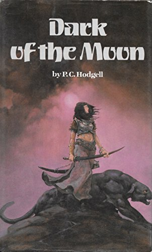Dark of the Moon: *Signed*: Hodgell, P.C.