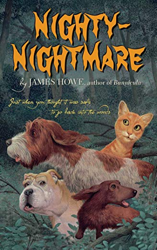 9780689312076: Nighty-Nightmare (Bunnicula)