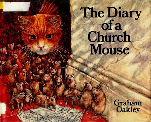 9780689313349: The Diary of a Church Mouse