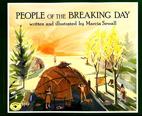 9780689314070: People of the Breaking Day