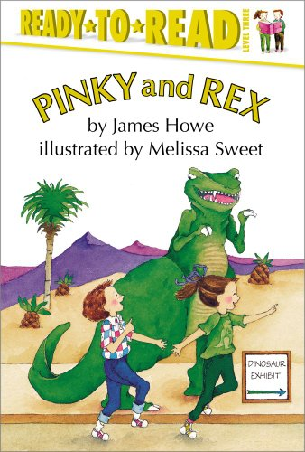 9780689314544: Pinky and Rex
