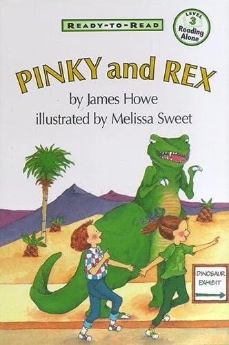 9780689314544: Pinky and Rex (Pinky & Rex)