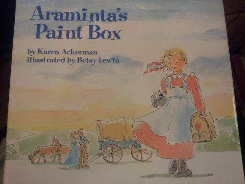 9780689314629: Araminta's Paint Box