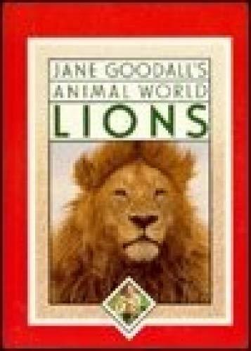 Lions (Jane Goodall's animal world): McGuire, Leslie
