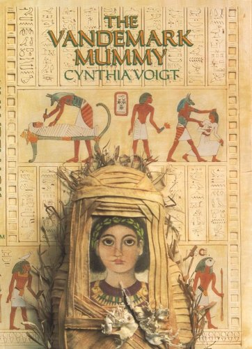 9780689314766: The Vandemark Mummy