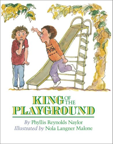 9780689315589: King of the Playground
