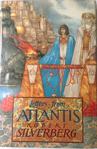 9780689315701: Letters from Atlantis (Dragonflight Books)