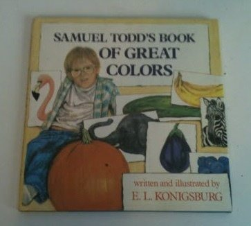 9780689315930: Samuel Todd's Book of Great Colors