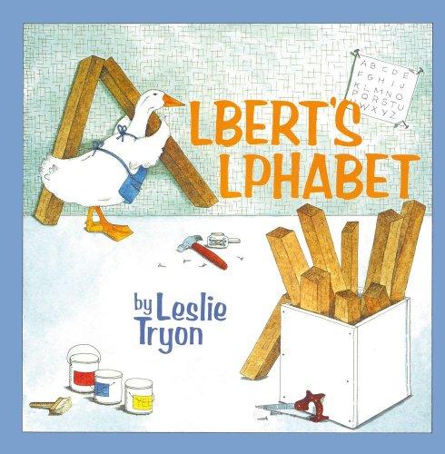 9780689316425: Albert's Alphabet