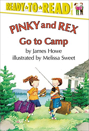 9780689317187: Pinky and Rex Go to Camp