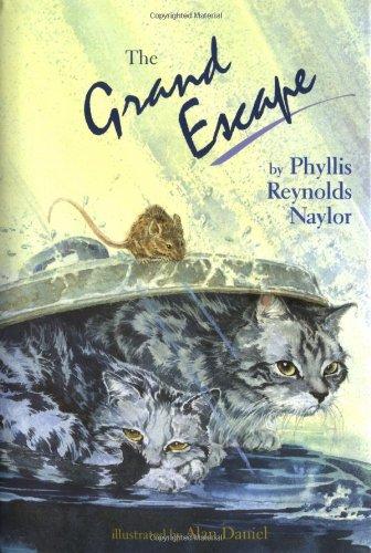 9780689317224: Grand Escape (The Cat Pack #1)