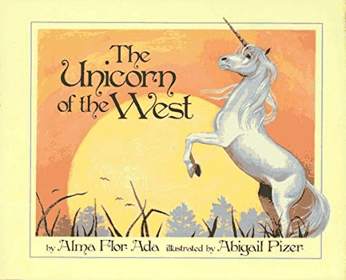 9780689317781: Unicorn of the West, The
