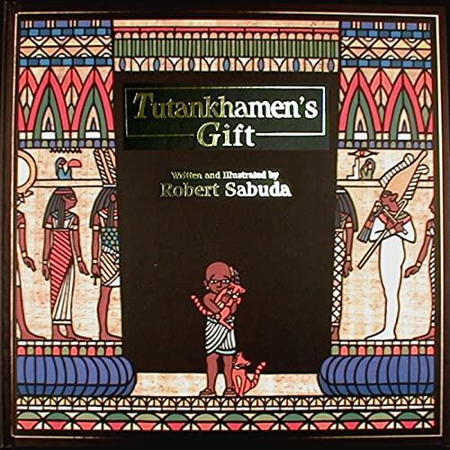 9780689318184: Tutankhamen's Gift