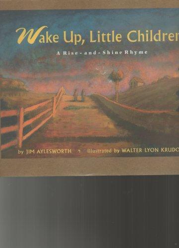 9780689318573: Wake Up, Little Children: A Novel
