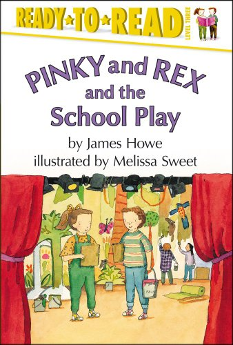 9780689318726: Pinky and Rex and the School Play