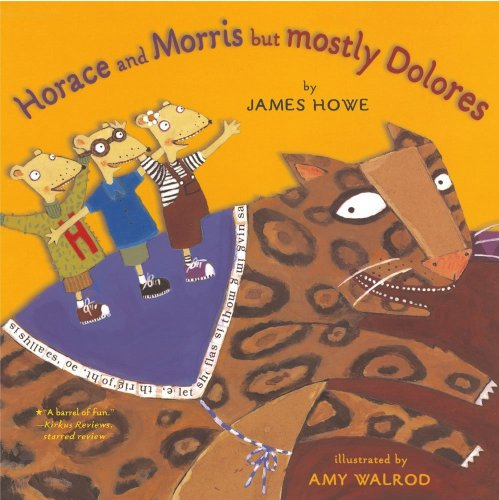 9780689318740: Horace and Morris But Mostly Dolores (Horace and Morris and Dolores)