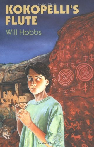 Kokopelli's Flute -- First 1st Edition, Signed and Inscribed By the Author: Hobbs, Will