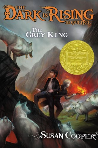 The Grey King - 1st Edition/1st Printing