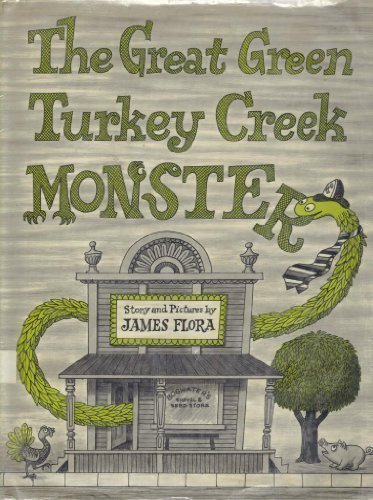 Great Green Turkey Creek Monster
