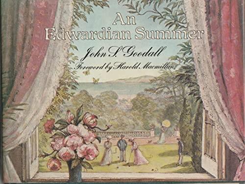 9780689500626: An Edwardian Summer