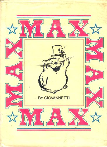 Max (A Margaret K. McElderry Book): Giovannetti, Pericle