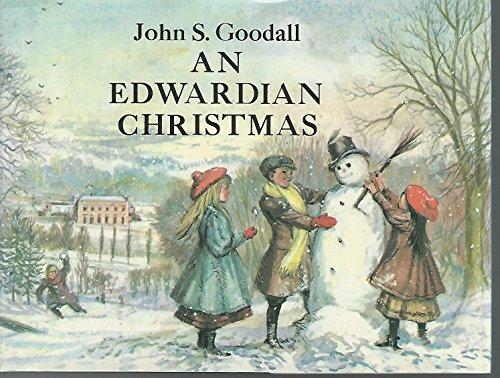 9780689501067: Edwardian Christmas