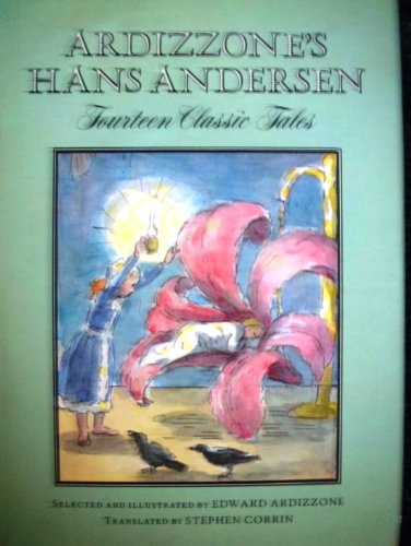 Ardizzone's Hans Andersen: Fourteen Classic Tales (English and Danish Edition)