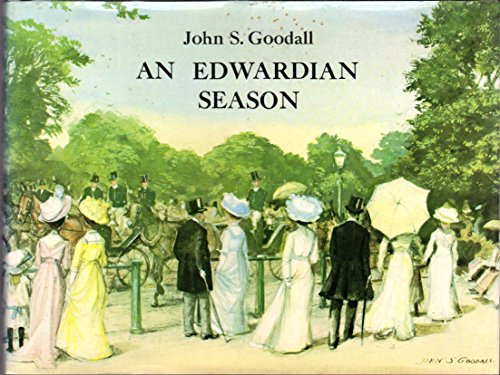 9780689501555: An Edwardian Season
