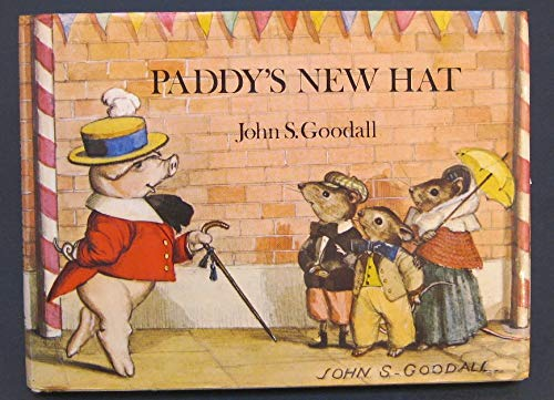 9780689501722: Paddy's New Hat (