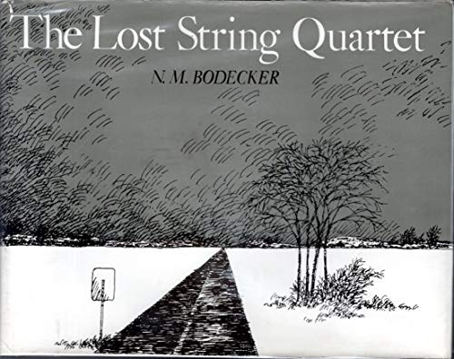 9780689502002: The Lost String Quartet