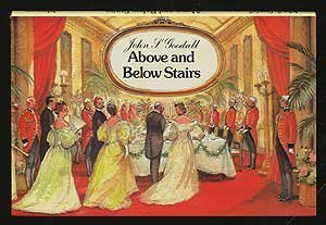 9780689502385: Above and Below Stairs