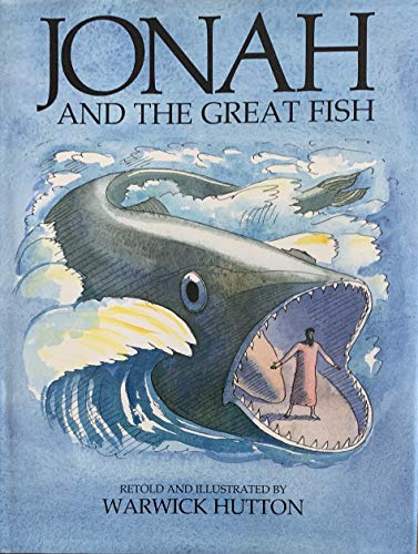 9780689502835: Jonah and the Great Fish (A Margaret K. McElderry Book)