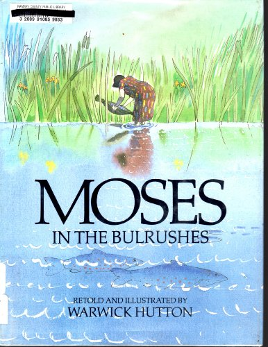 9780689503931: Moses in the Bulrushes