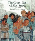 9780689504143: Green Lion Of Zion Street, The