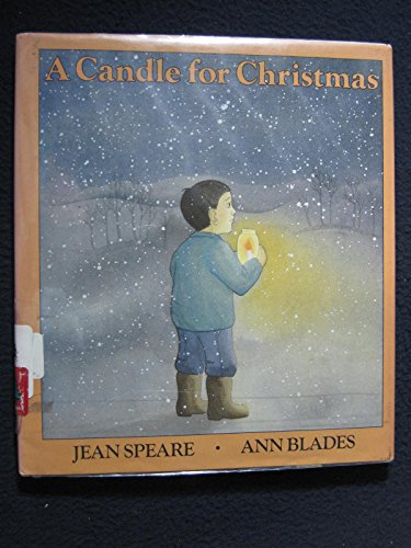 A Candle for Christmas (1ST PRT IN: Speare, Jean