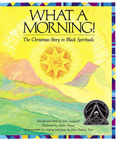 What a Morning!: The Christmas Story in Black Spirituals: Langstaff, John