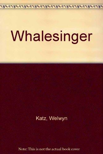 9780689505119: Whalesinger